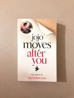 🚚 Jojo Myes after you