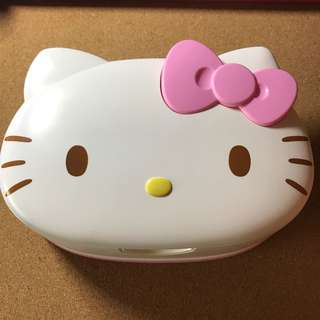 🚚 Hello Kitty Wet Tissue Box / Container