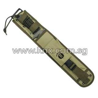 In Stock – DPS 0181 – Tiger Pattern Survival Knife