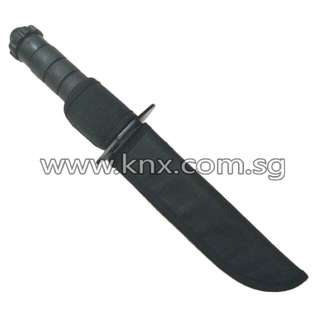 In Stock – DPS 0180 – Black Tactical Knife
