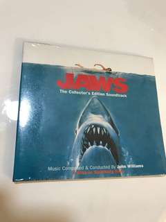 🚚 jaws - collector's edition soundtrack