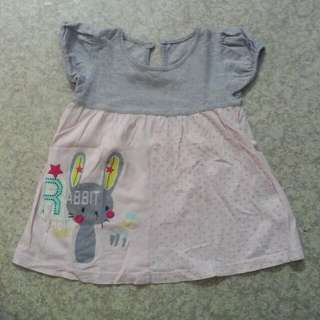 Girl Dress 6-12mos