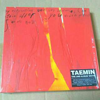 TAEMIN MOVE (wild version)