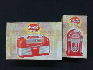 [可口可樂]收音機兩部
