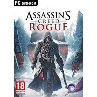 Assassin's Creed: Rogue Offline with DVD (PC)
