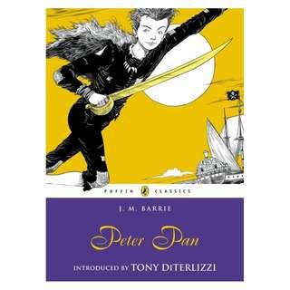 🚚 Peter Pan (Puffin Classics)