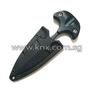 In Stock – CSK 0084 – Black T-Handle Knife