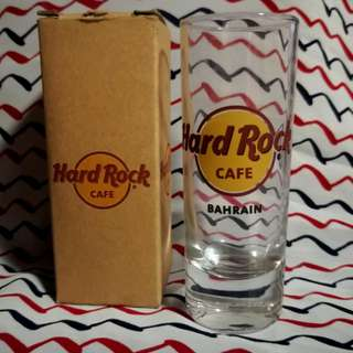 Hard Rock Bahrain Shot Glass for Sale at Php 550.00 (1 pc. only)