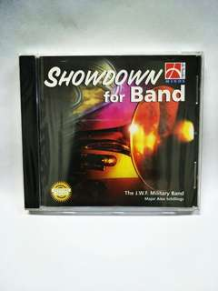 Showdown for Band (The J.W.F. Military Band)