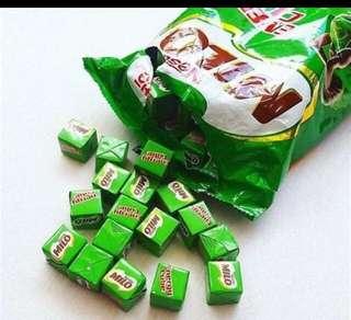 美祿粒粒Milo Cubes