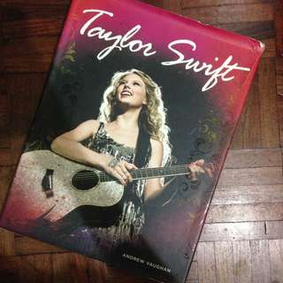 Taylor Swift Memorabilia Book