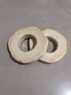 Guzheng fingernail tape