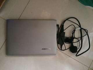 Lenovo notebook 連袋及火牛