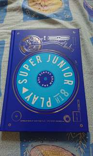 Super Junior 8輯 play