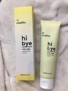 Hi Bye Vita-Peel Exfoliating Scrub