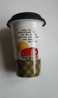 Coffee Tumbler 保溫咖啡杯 Coffee Mug Coffee Cup 陶瓷保溫杯