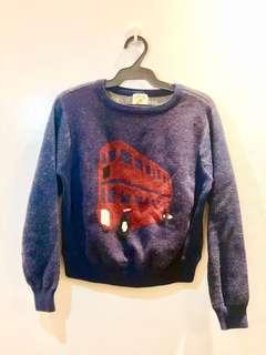 London Themed Sweater