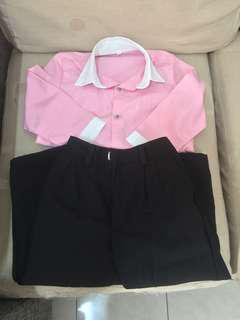 4 years boy formal set