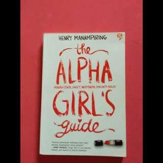 The Alpha Girls Books