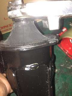 Engine Mounting For Honda Car