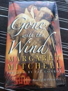 Gone with the wind - Margret mitchell