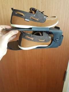 Shoe rack organiser