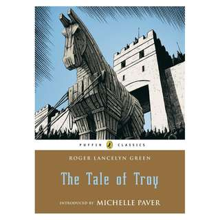 🚚 The Tale of Troy (Puffin Classics)