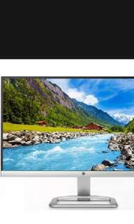 HP IPS full HD LED Monitor