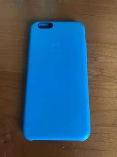 🚚 IPhone 6 6s case 原廠矽膠殼 防摔 保護