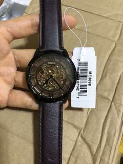 FOSSIL AUTOMATIC AUTHENTIC WATCH