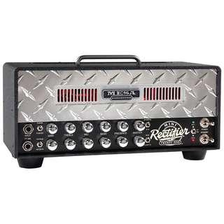Mesa mini Rectifier 25w guitar tube amp
