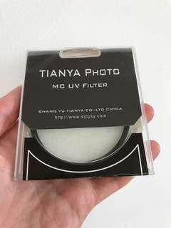 72mm UV filter Tianya