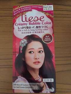 Liese Creamy Bubble Colour (red velvet)