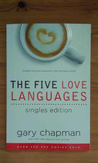 BN Five Love Languages (Singles Edition)