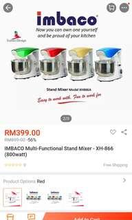 Imbaco Mixer