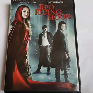 DVD Red Riding Hood 血紅帽
