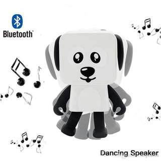 Dancing Dog speaker
