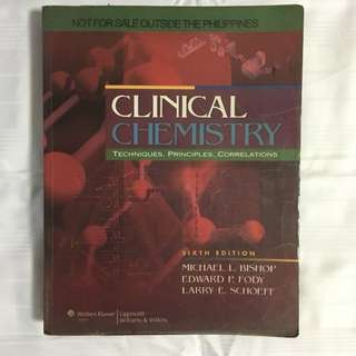 Clinical chemistry by Bishop
