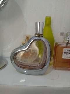 Botol parfume Bebe Original