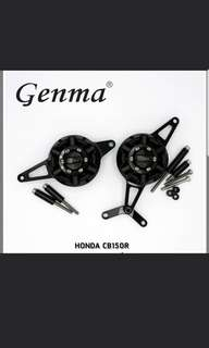 CB150R GENMA ENGINE GUARD