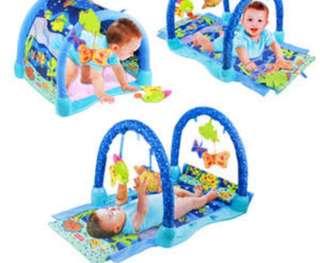 Playmat baby gift aquarium