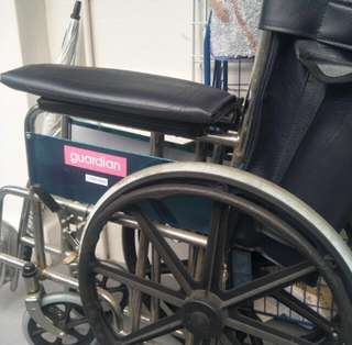 Gaurdian wheelchair