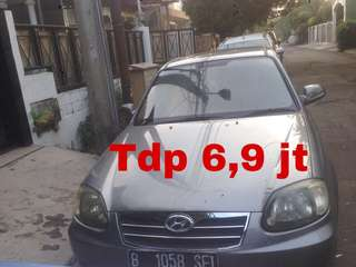 Hyundai Avega MT 2009, Tdp 6,9 JT