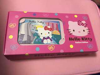 🚚 Hello Kitty Limited Edition Ez Link Card