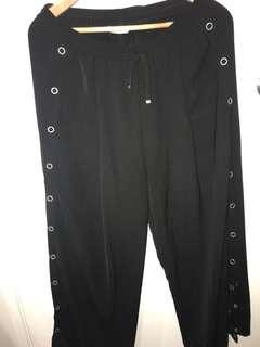 Tearaway pants