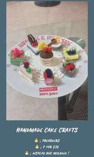 [PO] Handmade Cake Crafts !