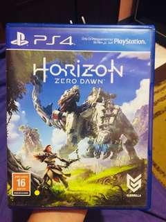 PS4 Games: Ratchet & Clank ; Horizon Zero Dawn