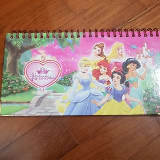 Moving Sale: Brand New Disney Princess Planner