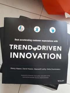 🚚 Trend Driven Innovation