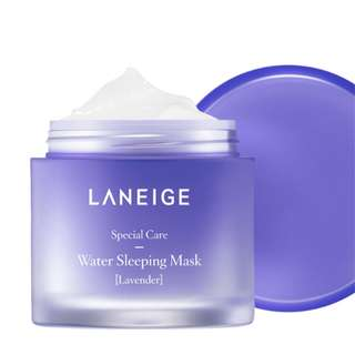 🚚 Laneige Water Sleeping Mask Lavender
